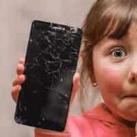 دسترسی به اطلاعات گوشی اندرویدی با صفحه نمایش شکسته