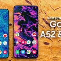 جدیدترین اطلاعات منتشر شده از دو گوشی گلکسی A52 و گلکسی A72