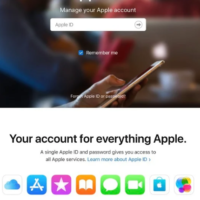 شناسه اپل (Apple ID)